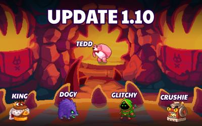 Pixelings Mini Boss Update 1.10.0