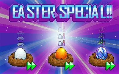 Easter Egg Frenzy