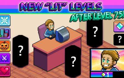 Les niveaux LIT sont là !