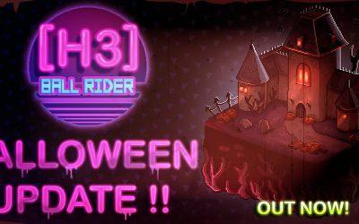 C'est Halloween pour H3H3: Ball Rider