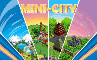 Mini-City Celebration!