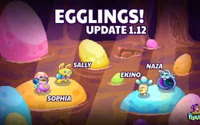 Pixelings Egglings Update 1.12