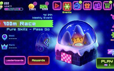Le tout premier Temps des Fêtes pour H3H3: Ball Rider!
